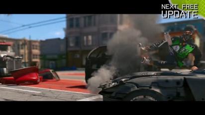 Watch Dogs 2 - 4 Player Party Mode Free Update - virallinen traileri