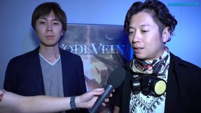 Code Vein - haastattelussa Keita Iizuka & Hiroshi Yoshimura