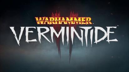 Warhammer: Vermintide 2 - kiusoittelutraileri
