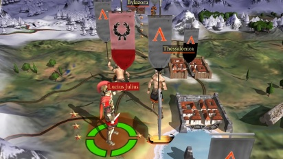 Rome: Total War - iPhone-julkaisupäivän traileri