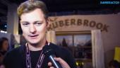 Trüberbrook - Darius Cernota haastattelussa