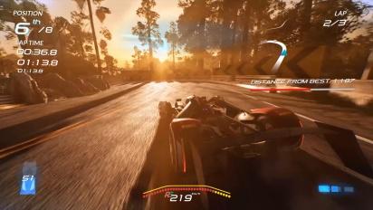 Xenon Racer - paljastustraileri