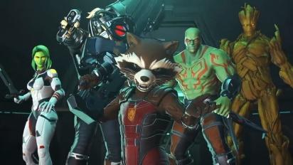 Marvel Ultimate Alliance 3: The Black Order - julkistustraileri