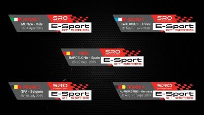 Assetto Corsa Competizione - SRO E-Sport GT -julkistustraileri
