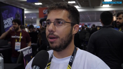 Dolmen - Gabriel Ferreira haastattelussa