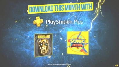 PlayStation Plus - June 2019 -traileri