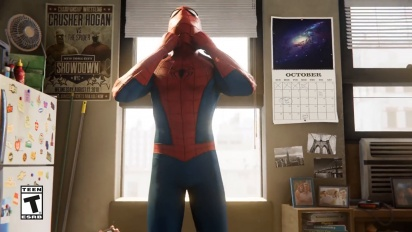 Spider-Man - The Suits of Marvel's Spider-Man -traileri