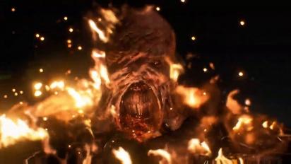Resident Evil 3 - Nemesis -traileri