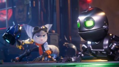 Ratcher & Clank: Rift Apart - julkistustraileri