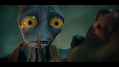 Oddworld Soulstorm - julkistustraileri