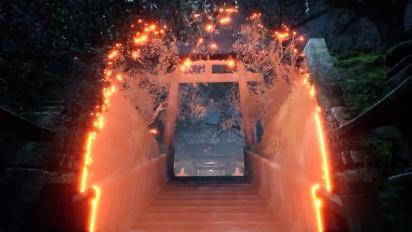 Ghostwire: Tokyo - Gameplay Reveal Traileri