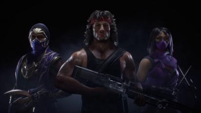 Mortal Kombat 11 Ultimate - Kombat Pack 2 Official Reveal Traileri