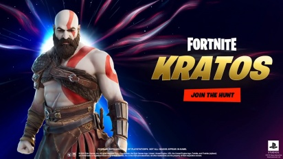 Fortnite - New Kratos Set -traileri
