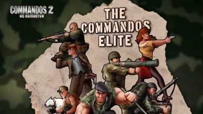 Commandos 2 HD Remaster - Nintendo Switch -julkaisutraileri