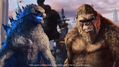 World of Warships - Godzilla vs. Kong Crossover -traileri