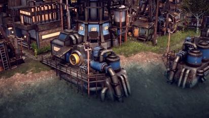 Endzone - A World Apart: Prosperity - Gameplay-traileri