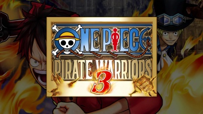One Piece Pirate Warriors - FishMan Island