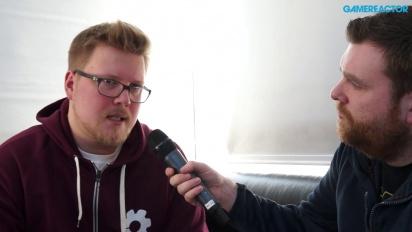 Alienation - Mikael Haverin haastattelut