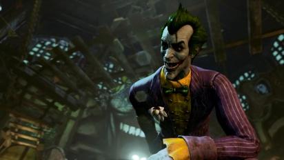 Batman: Return to Arkham -julkistustraileri
