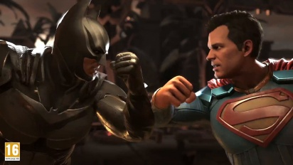 Injustice 2 - Everything You Need to Know -traileri