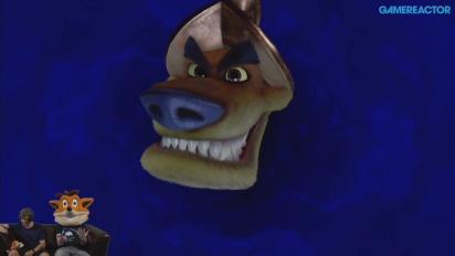 Crash Bandicoot N. Sane Trilogy - Julkaisustriimi (uusinta)