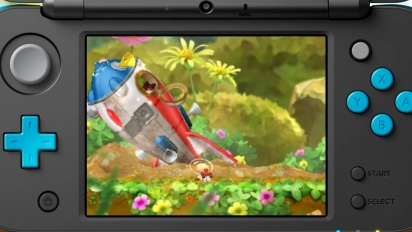 Hey! Pikmin - Lift-Off-traileri