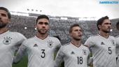 PES 2018 - demo Argentina vs Germany