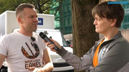 SteamWorld Dig 2 - Brjann Sigurgeirsson haastattelussa