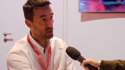EA - Patrick Söderlund haastattelussa