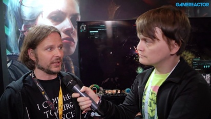 Warhammer 40,000: Inquisitor - Martyr - Victor Juhasz haastattelussa