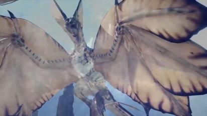 Monster Hunter: World - Elder Dragons -traileri