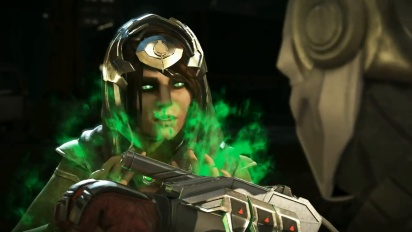 Injustice 2 - Enchantress, pelikuvatraileri