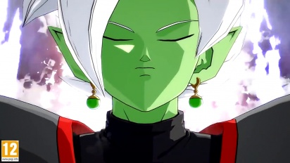 Dragon Ball FighterZ - Fused Zamasu -traileri