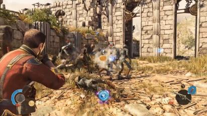 Strange Brigade - Gameplay Overview -traileri