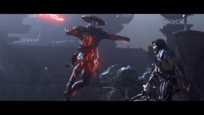 Mortal Kombat 11 – virallinen julkistustraileri