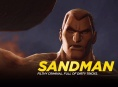 Marvel Ultimate Alliance 3: The Black Order - Fighting Sandman -pelikuvaa