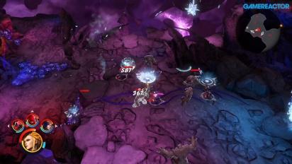 Marvel Ultimate Alliance 3: The Black Order - Dark Dimension -pelikuvaa