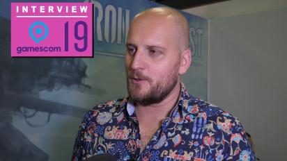 Iron Harvest - Jakub Rozalski haastattelussa