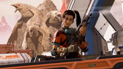 Apex Legends - Rampart Character Traileri
