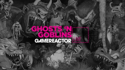 GR Liven uusinta: Ghosts 'n Goblins Resurrection