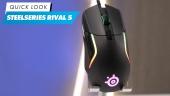 Nopea katsaus - SteelSeries Rival 5