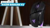 Nopea katsaus - Razer Basilisk V3