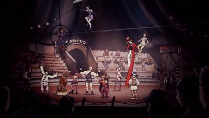 The Amazing American Circus - julkaisutraileri