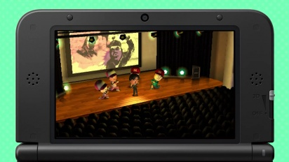 Tomodachi Life - The Rules of Zelda Trailer