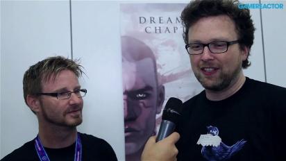Dreamfall Chapters - Ragnar Tørnquistin ja Dag Scheven haastattelu