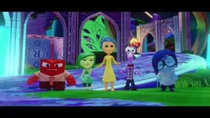 Disney Infinity 3.0: Inside Out Play Set -traileri