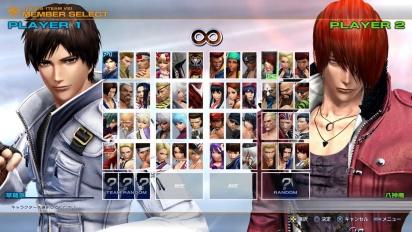 King of Fighters XIV -pelikuvatraileri #1