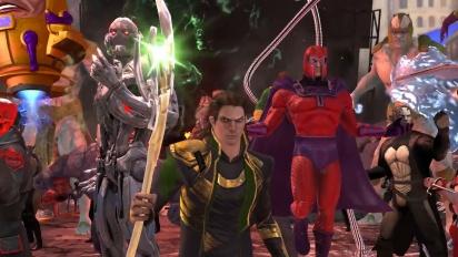 Marvel Heroes Omega - Launch Trailer