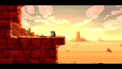 SteamWorld Dig 2 - julkaisupäivän traileri