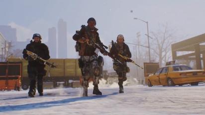 The Division - 1.8 ilmaisen päivityksen traileri